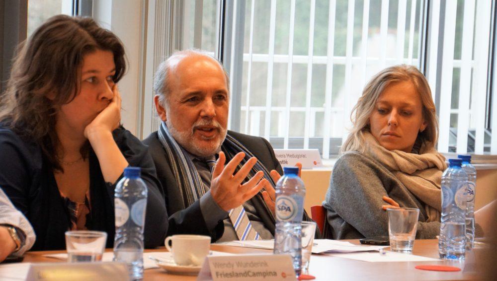 Alessandro Cagli, Ferrero