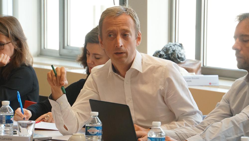 Henri-Pierre Lenoble, Nestlé