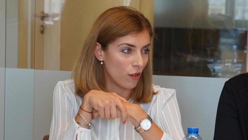 Renatte Georgescu, Unilever